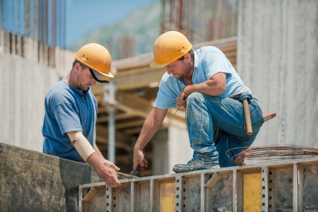inşaat iş kolu