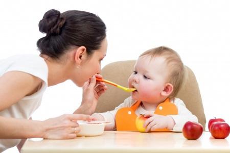 bebek beslenme