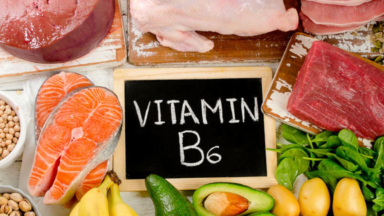 B6 Vitamini Piridoksin Populer Medikal